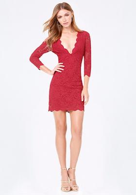alternativas de Vestidos de Noche Rojos
