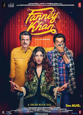 Fanney Khan 2018 Hindi 720p WEB-DL 600Mb HEVC x265