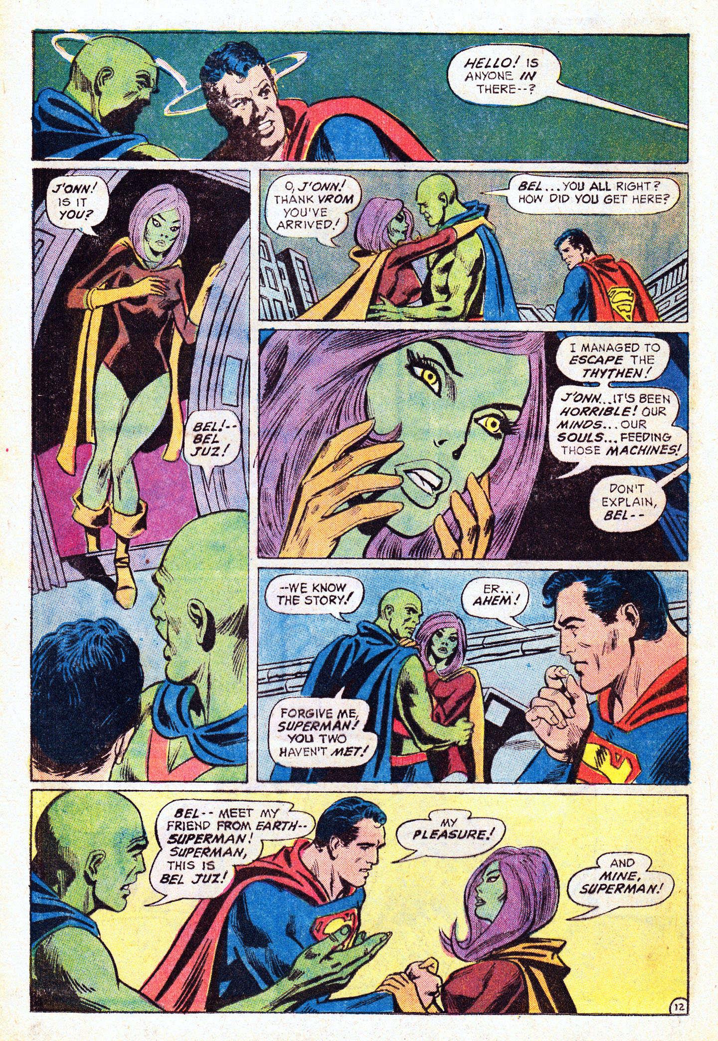 Read online World's Finest Comics comic -  Issue #212 - 16