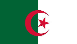 Bendera negara Aljazair