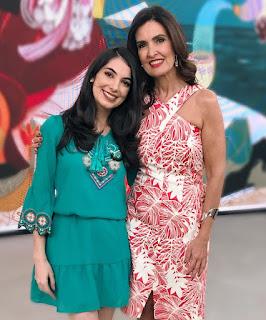 Carolina Rossi na Rede Globo