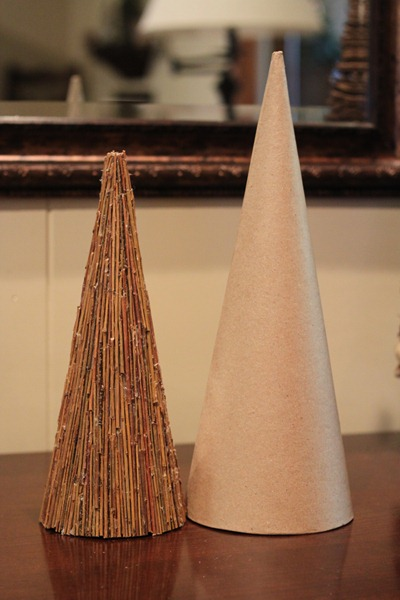 Cone Christmas Tree Ideas Crafting In The Rain