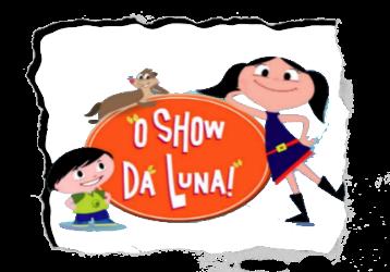 Logo Show da Luna