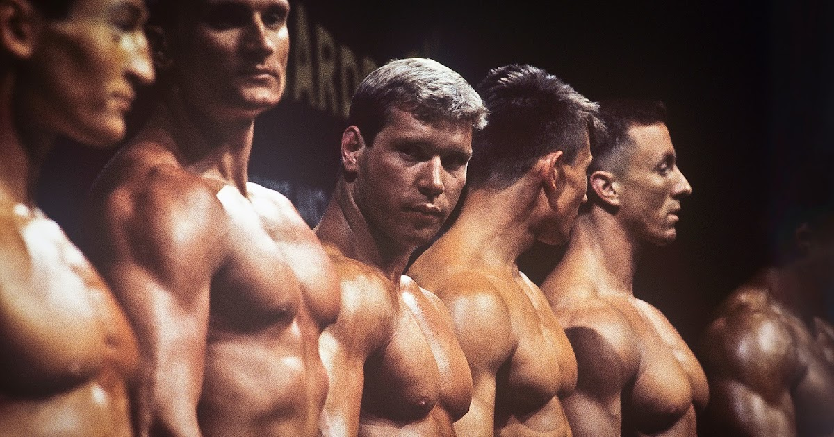 When Bodybuilding Was Outlawed
