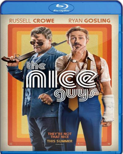 The Nice Guys [2015] [BD25] [Latino]