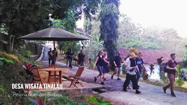 Desa Wisata Sebagai Penggerak Perekonomian Desa – Dewi Tinalah