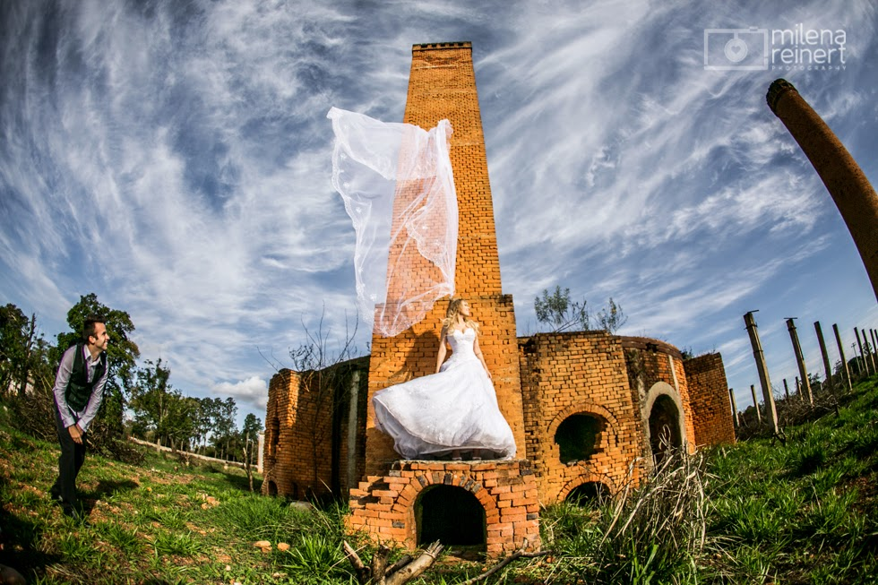 Trash the Dress da Taciele Alcolea