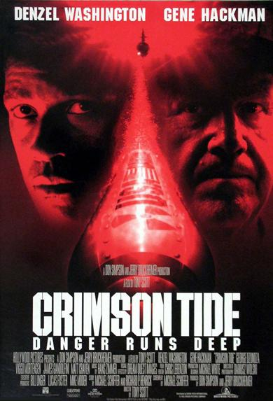 Crimson Tide (1995) ταινιες online seires oipeirates greek subs