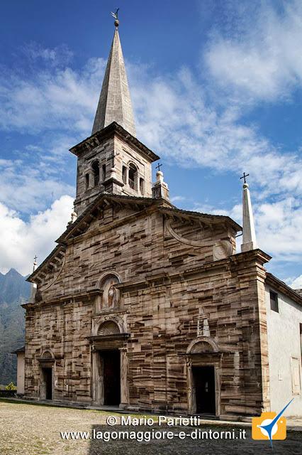 Chiesa parrocchiale di san Nicolao