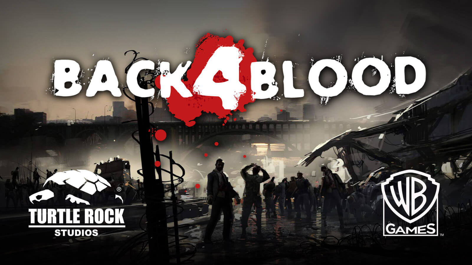 back 4 blood announced