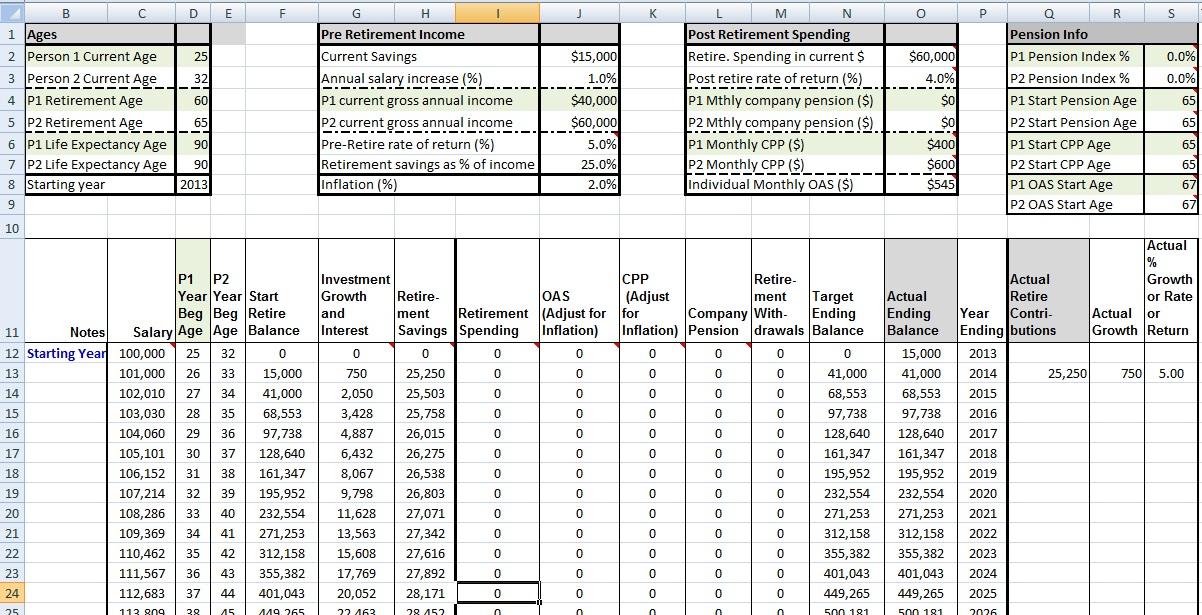 retirement spreadsheet calculator koni polycode co
