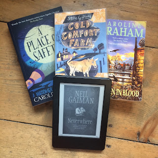 July 2017 Favourite Books - Reading, Writing, Booking