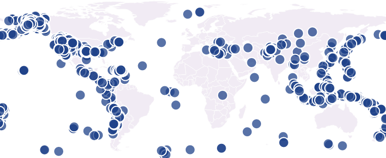 Data Viz Talk: How to make a real-time updating map for your