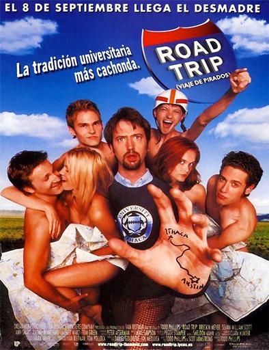 Ver Viaje censurado (Road Trip) (2000) Online