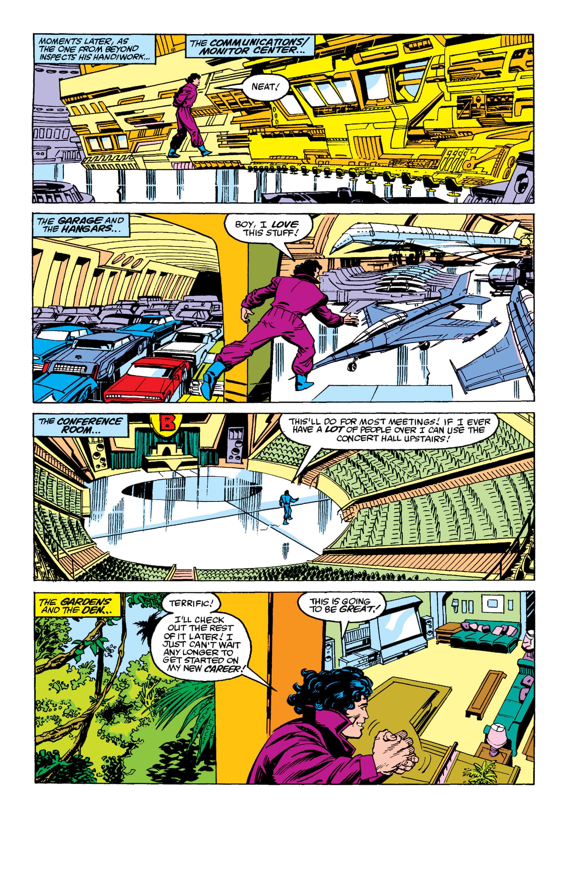 Read online Secret Wars II comic -  Issue #6 - 3