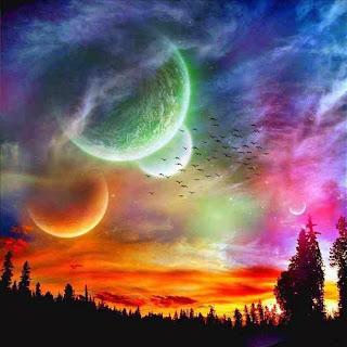 Sinetha üzenete a Galaktikus Föderációtól (2013.dec.19.)