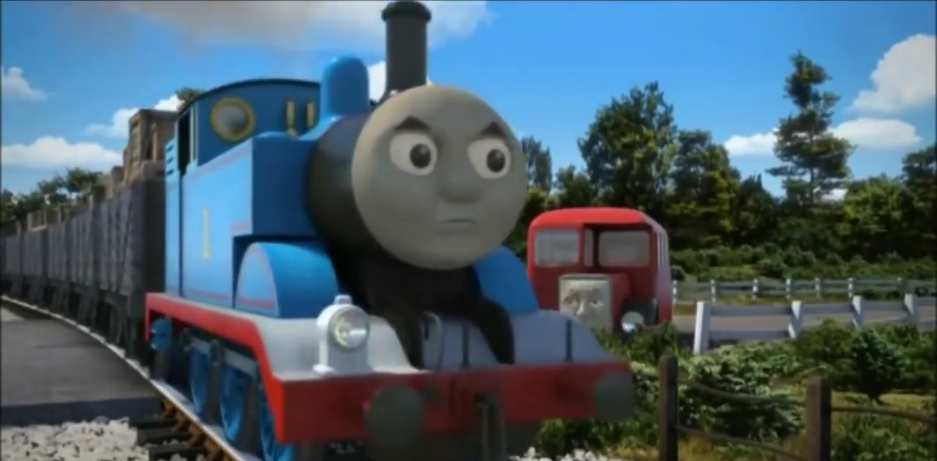 The Thomas And Friends Review Station