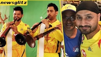 Harbhajan Singh Excited to be a part in Yellow Army | IPL CSK 2018