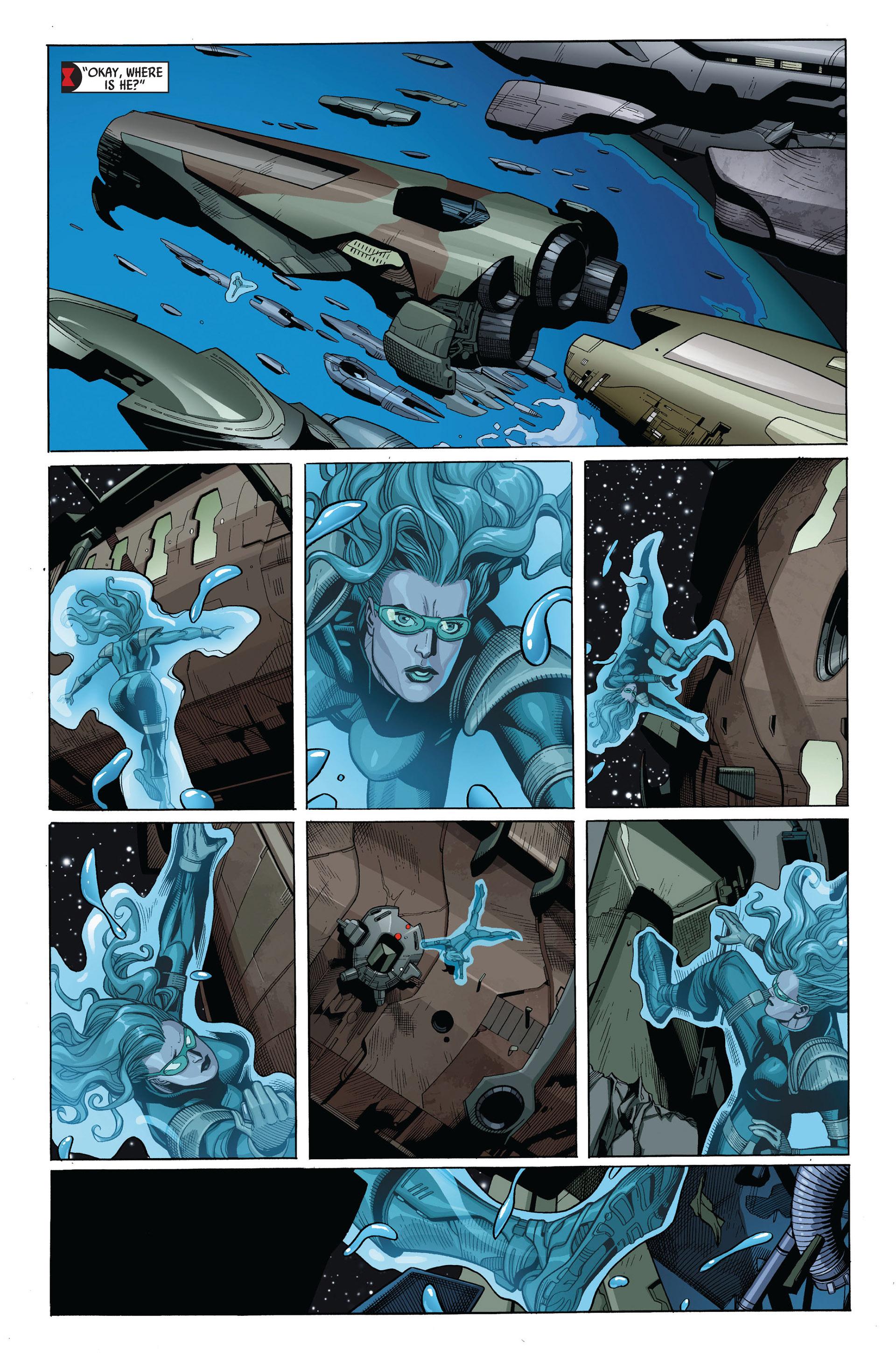 Read online Secret Invasion comic -  Issue #4 - 16