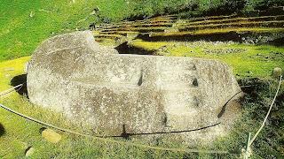 Rocha Funerária de Machu Picchu