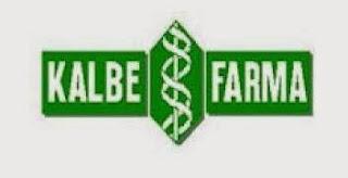 Lowongan Kerja Terbaru di PT Kalbe Farma Tbk November 2016