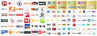 it rai Premium Sky Cinema Family DE RTL vlc list smart