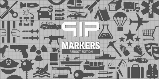 arma3用PLP Markers アドオン