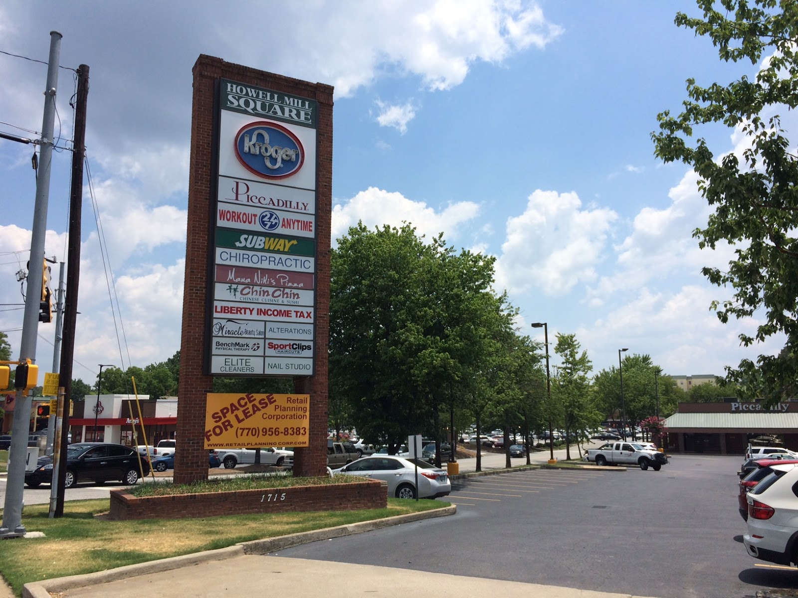 South Marietta Parkway Restaurants