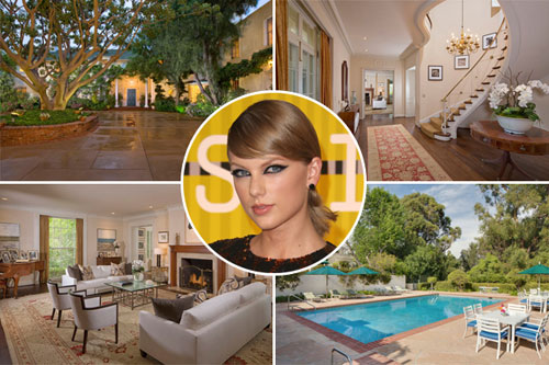 Biệt thự trị giá 28 triệu USD tại Los Angeles