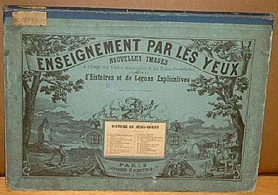 Portefeuille d'images Hachette, « Enseignement par les yeux » (collection privée)