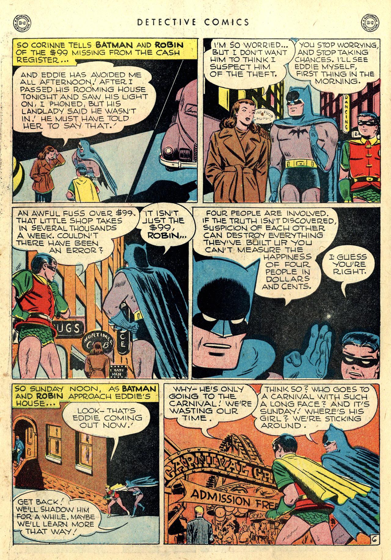 Read online Detective Comics (1937) comic -  Issue #112 - 8