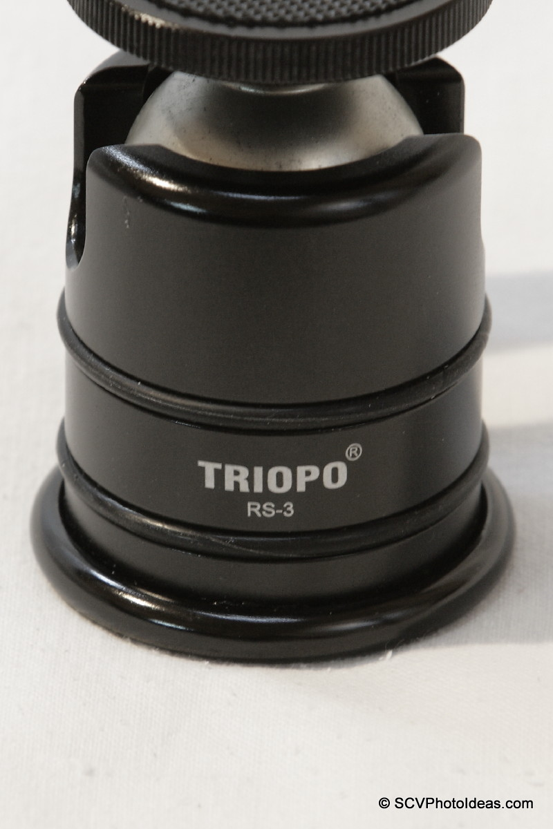 Triopo RS-3 Ball Head logo