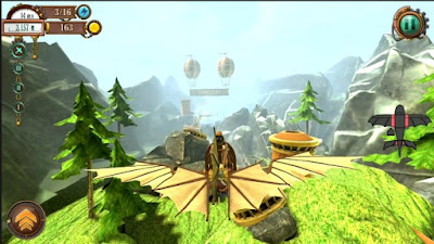 game Voletarium Sky Explorers