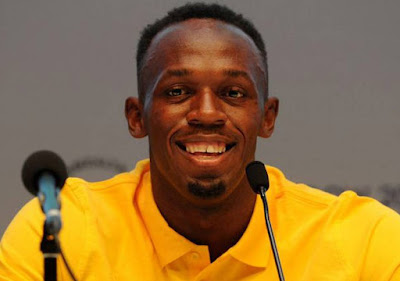 Usain Bolt to play at Old Trafford