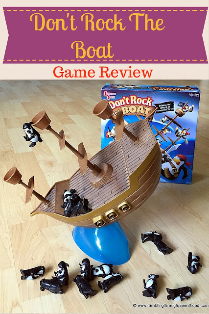 Don't Rock The Boat: Game Review