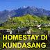 Senarai Homestay Sekitar Kundasang, Sabah