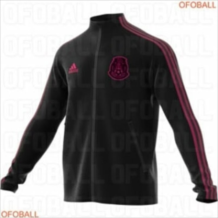 Pink Kit Confirmed: Mexico 2020 Adidas Collection Items Leaked ...