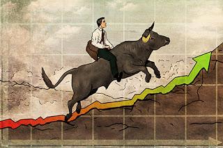 stock market up
