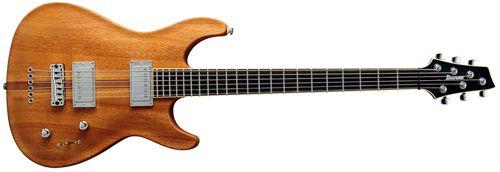 Cualidades de las Guitarras Barítono