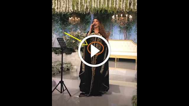 فيديو يظهر بطن دنيا بطمة المنتفخ ويكشف حملها!! |ملكة العرب.