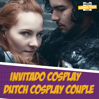Dutch Cosplay Couple