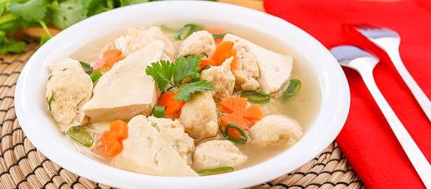 Resep Sup Tahu Baso