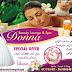 حيث الجمال يتلاقى مع الاناقة وللأناقة عنوان Donna Beauty Lounge & Spa