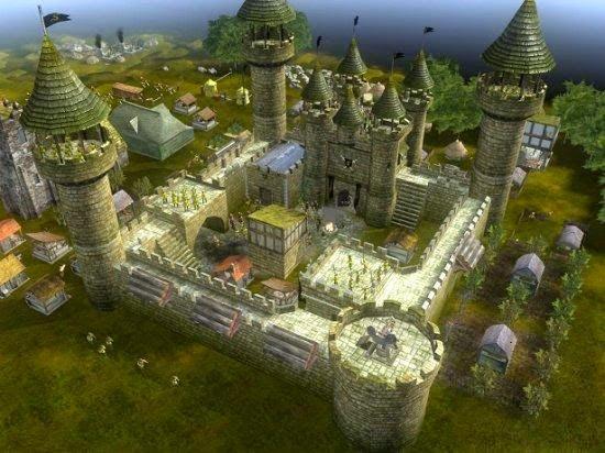 Castle Building Game Online