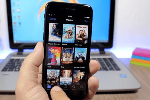 أحصل الأن على أحدث نسخة من تطبيق Popcorn على جهازك الأيفون لمشاهدة الأفلام بجودة عالية + مجانا (لا يجتاج Jailbreak)