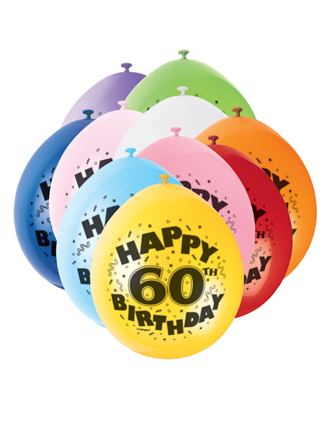 60th Birthday Wishes For Women