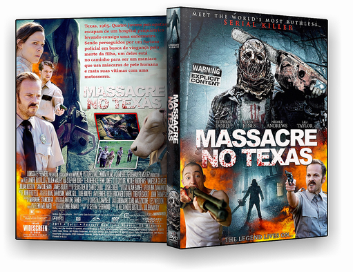 DVD – Massacre No Texas – ISO
