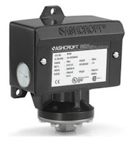 Ashcroft Limit Control Switch