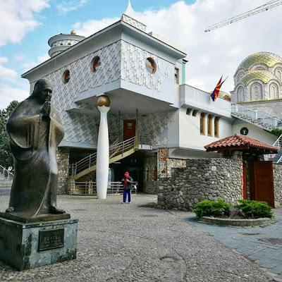 Casa Memorial de la Madre Teresa de Calcuta en Skopje