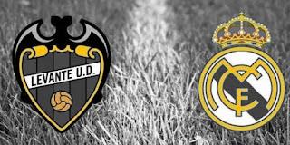 ريال مدريد يحسر أمام ليفانتي في الاسبوع التاسع من الدوري الاسباني